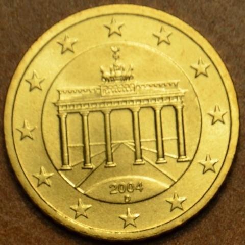 """50 cent Nemecko """"D"""" 2004 (UNC)"""