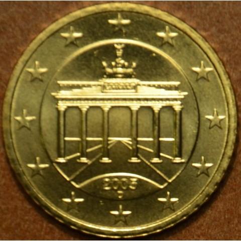 """50 cent Nemecko """"D"""" 2005 (UNC)"""