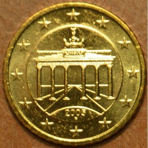 "50 cent Nemecko ""F"" 2005 (UNC)"