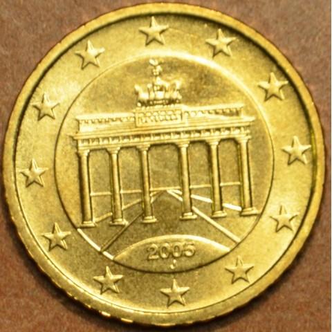 """50 cent Nemecko """"J"""" 2005 (UNC)"""