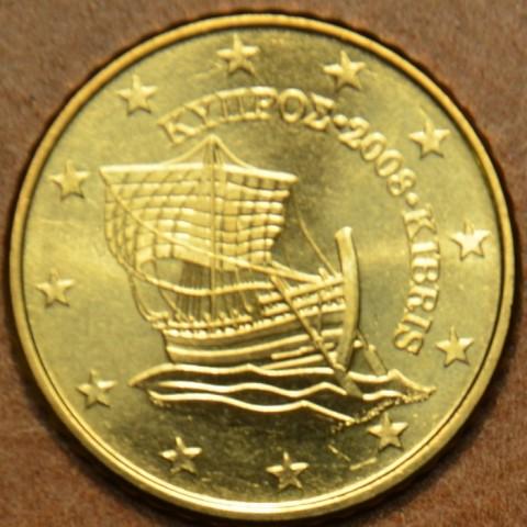 50 cent Cyprus 2008 (UNC)