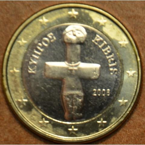 1 Euro Cyprus 2008 (UNC)