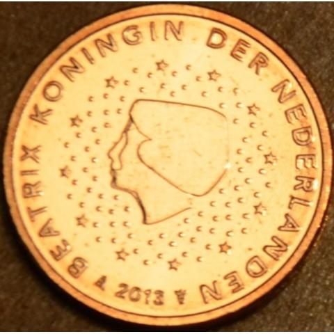 1 cent Holandsko 2013 (UNC)