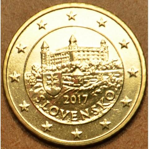50 cent Slovensko 2017 (UNC)