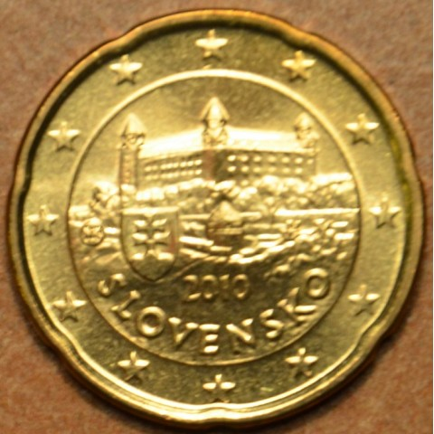 20 cent Slovakia 2017 (UNC)
