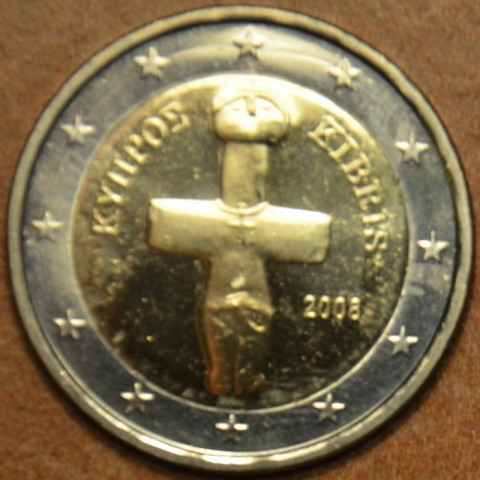 2 Euro Cyprus 2008 (UNC)
