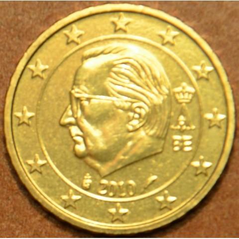 10 cent Belgicko 2010 (UNC)