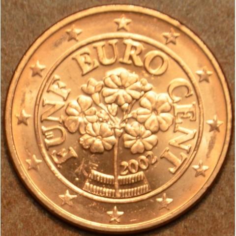 5 cent Austria 2002 (UNC)