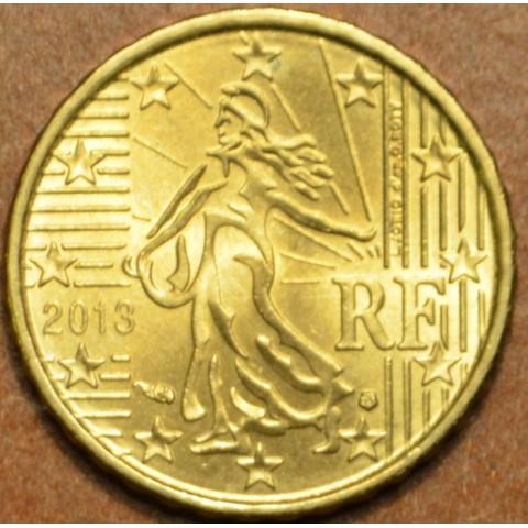 10 cent Francúzsko 2013 (UNC)