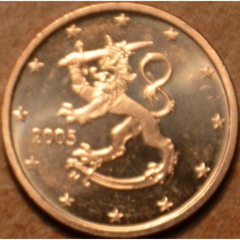 2 cent Fínsko 2005 (UNC)