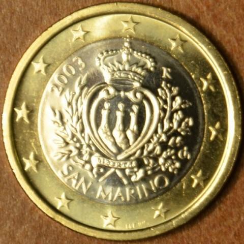 1 Euro San Marino 2003 (UNC)