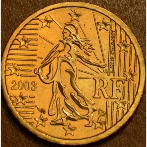 10 cent Francúzsko 2003 (UNC)