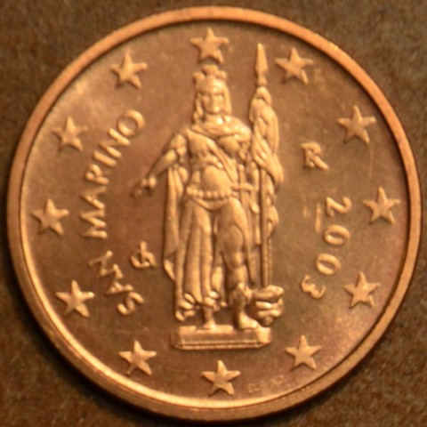 2 cent San Marino 2003 (UNC)