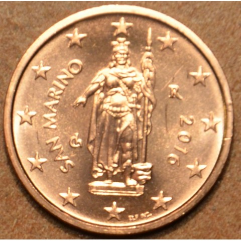 2 cent San Marino 2016 (UNC)