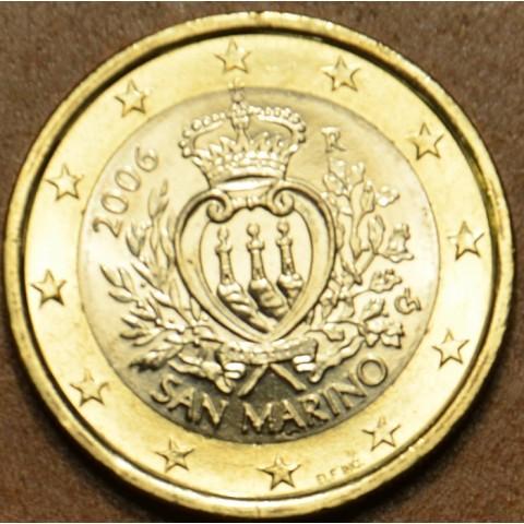 1 Euro San Marino 2006 (UNC)