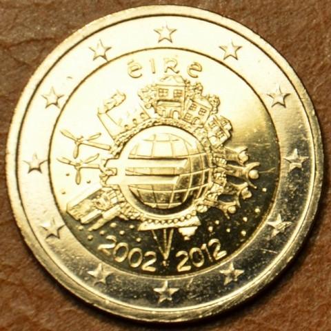 2 Euro Írsko 2012 - 10. výročia vzniku Eura (UNC)