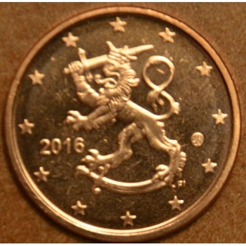 5 cent Fínsko 2016 (UNC)