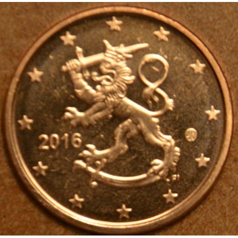 1 cent Fínsko 2016 (UNC)