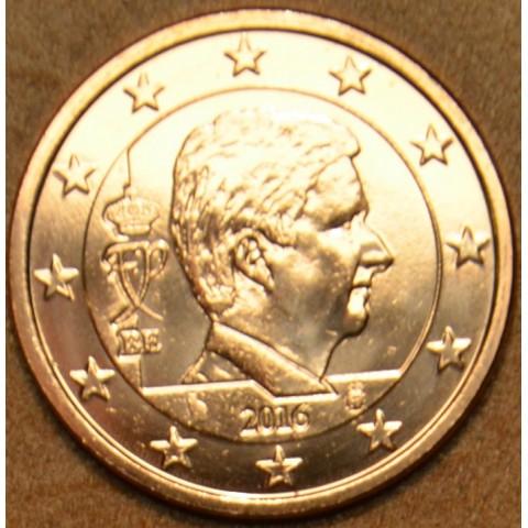 5 cent Belgicko 2016 - Kráľ Filip (UNC)