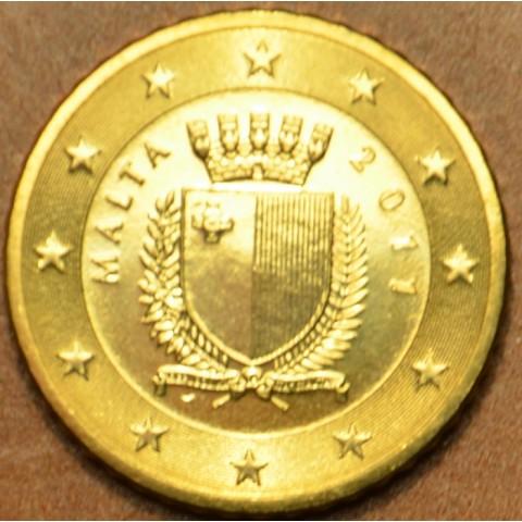 50 cent Malta 2011 (UNC)