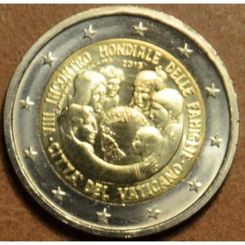 2 Euro Vatikán 2015 - Philadelphia  (bez foldra)