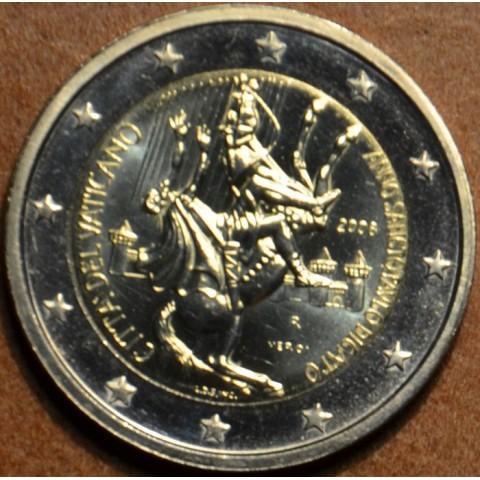 2 Euro Vatican 2008 - Paul the Apostle (UNC w/o folder)