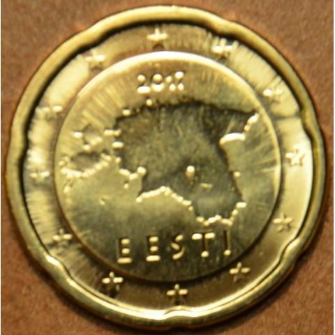 20 cent Estónsko 2017 (UNC)
