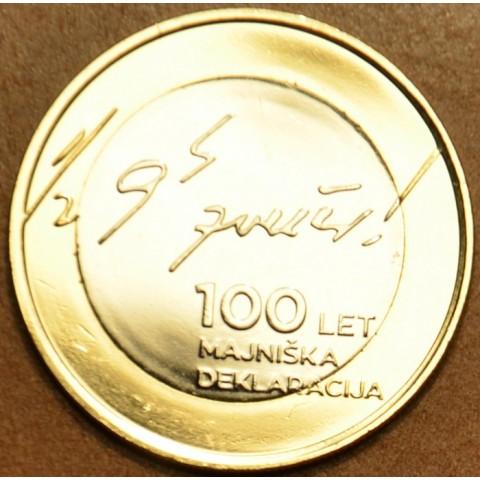 3 Euro Slovinsko 2017 (UNC)