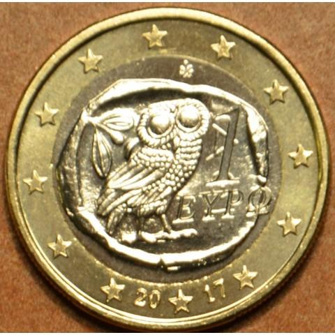 1 Euro Grécko 2017 (UNC)