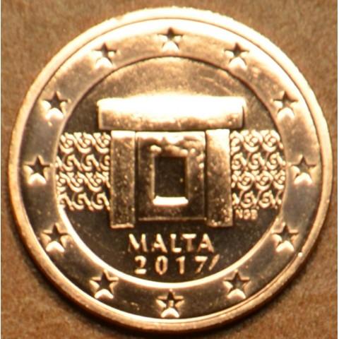 1 cent Malta 2017 (UNC)