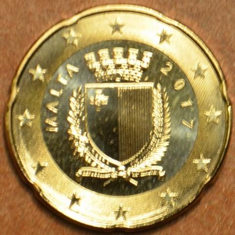 20 cent Malta 2017 (UNC)