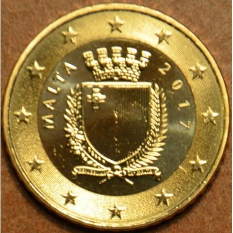 50 cent Malta 2017 (UNC)