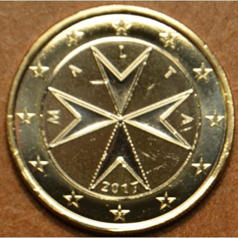 1 Euro Malta 2017 (UNC)
