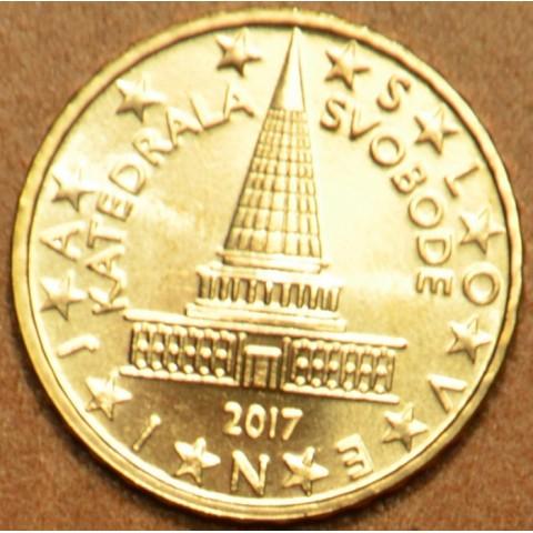 10 cent Slovinsko 2017 (UNC)
