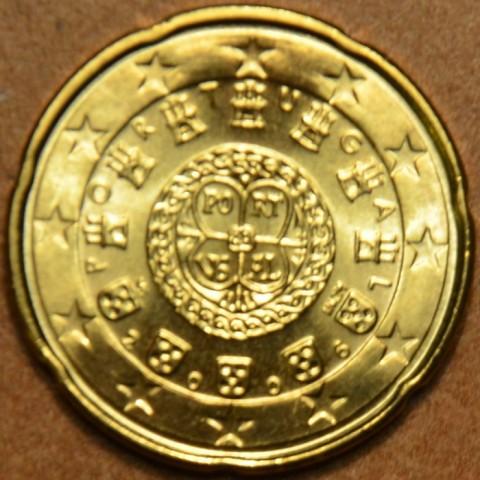 20 cent Portugalsko 2006 (UNC)