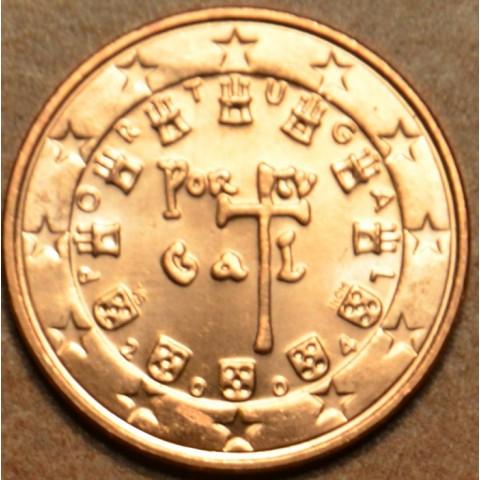 5 cent Portugalsko 2004 (UNC)