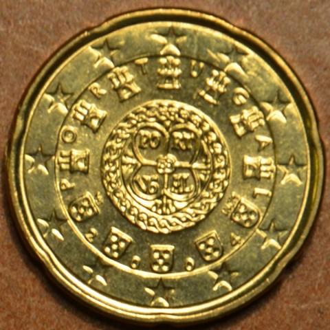 20 cent Portugalsko 2004 (BU)