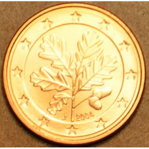 """2 cent Nemecko """"J"""" 2004 (UNC)"""