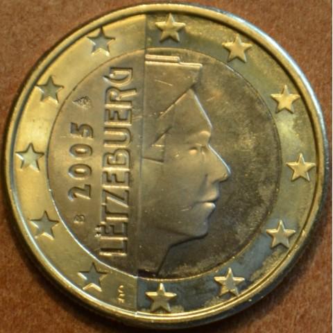 1 Euro Luxembursko 2005 (UNC)