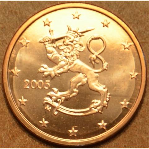 5 cent Fínsko 2005 (UNC)