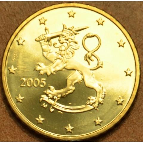 50 cent Fínsko 2005 (UNC)