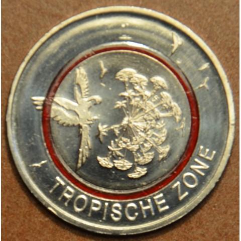 "5 Euro Nemecko ""G"" 2017 Tropické pásmo  (UNC)"