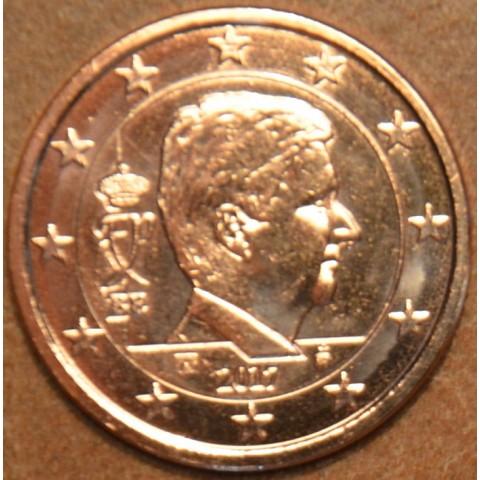 1 cent Belgicko 2017 - Kráľ Filip (UNC)