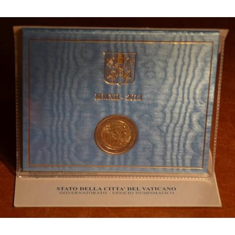 2 Euro Vatikán 2012 - 7. svetové stretnutie rodín (UNC)
