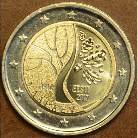 2 Euro Estónsko 2017 - Cesta k nezávislosti  (UNC)