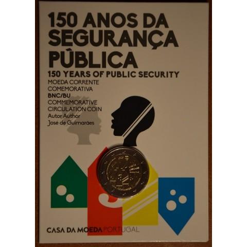 2 Euro Portugalsko 2017 - Polícia verejnej bezpečnosti (BU)