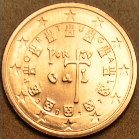 1 cent Portugal 2017 (UNC)