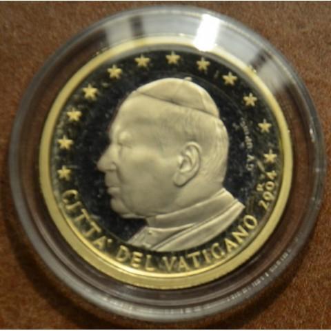 1 Euro Vatican His Holiness Pope John Paul II 2004 (Proof)