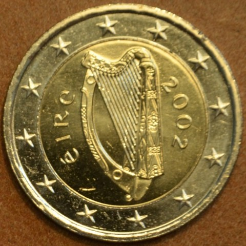 2 Euro Írsko 2002 (UNC)