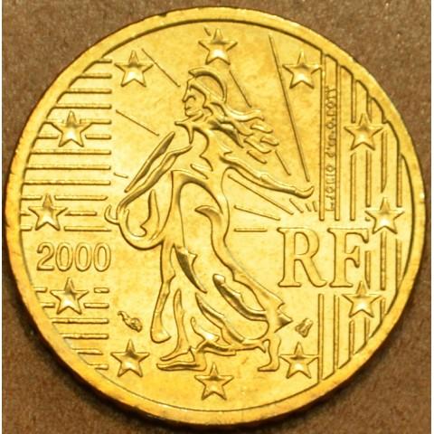 10 cent Francúzsko 2000 (UNC)